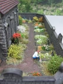 Friedhof H0