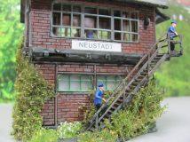 """Stellwerk """"Neustadt"""""""