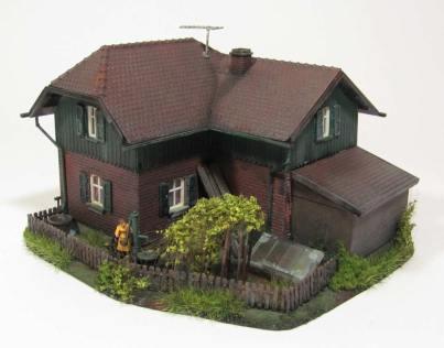 Bahnwärterhaus