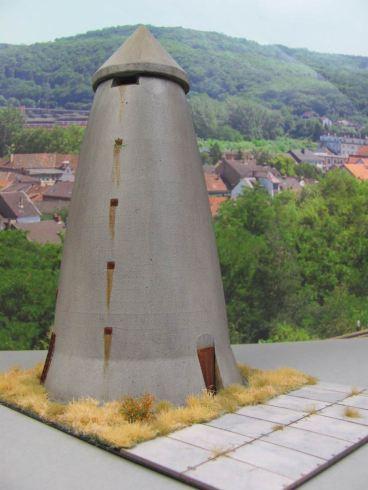 Winkel - Bunker 1:87