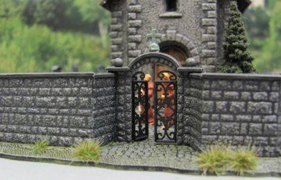 Kloster Mauer H0